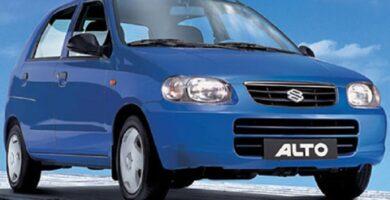 Catalogo de Partes SUZUKI ALTO 2010 AutoPartes y Refacciones