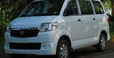 Catalogo de Partes SUZUKI APV 2011 AutoPartes y Refacciones