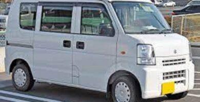 Catalogo de Partes SUZUKI EVERY 2011 AutoPartes y Refacciones