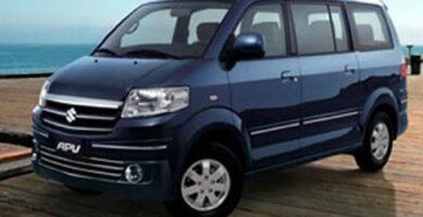 Catalogo de Partes SUZUKI APV 2012 AutoPartes y Refacciones