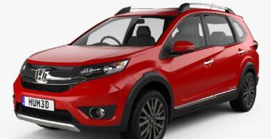 Catalogo de Partes BR-V HONDA 2016 AutoPartes y Refacciones