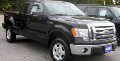 Manual de Usuario FORD F-150 2009 en PDF Gratis