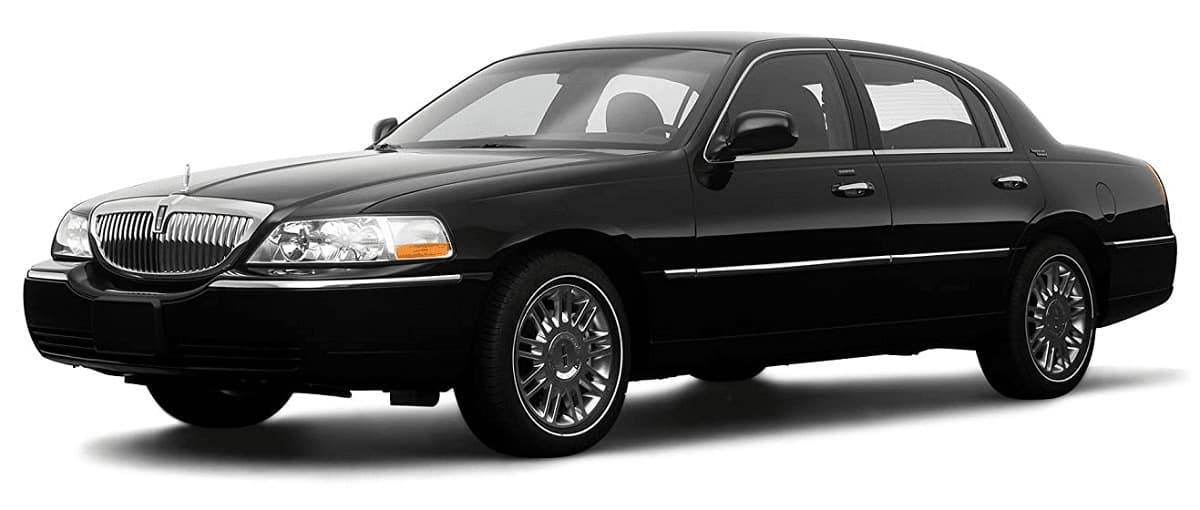 Manual de Reparación FORD TOWN CAR 2009 PDF Gratis