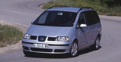 Catálogo de Partes ALHAMBRA 2003 SEAT AutoPartes y Refacciones
