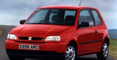 Catálogo de Partes AROSA 1998 SEAT AutoPartes y Refacciones