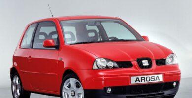 Catálogo de Partes AROSA 2003 SEAT AutoPartes y Refacciones