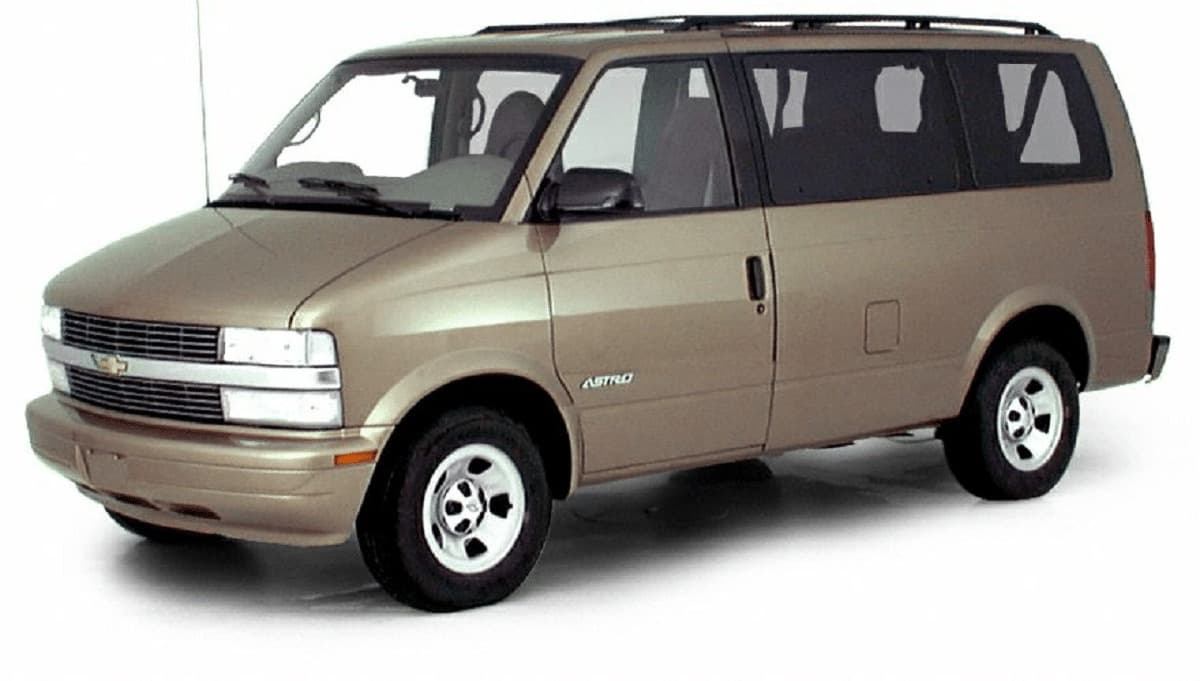 Manual de Usuario CHEVROLET ASTRO 2000 Gratis PDF