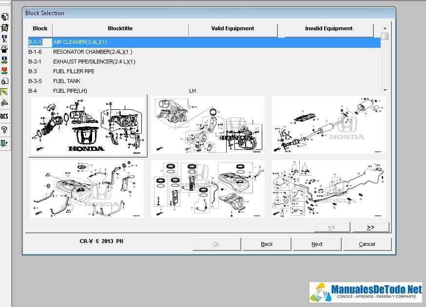Catalogo de Refacciones de Colisión Mobilio 2019