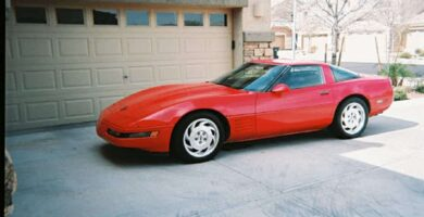 Manual de Usuario CHEVROLET CORVETTE 1993 Gratis PDF