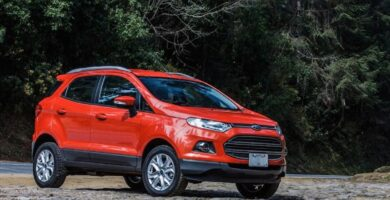 Manual de Usuario FORD ECOSPORT 2013 en PDF Gratis