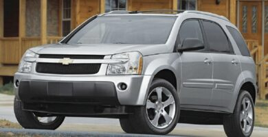 Manual de Usuario CHEVROLET EQUINOX 2006 Gratis PDF