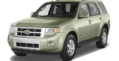 Manual de Reparación FORD ESCAPE HYBRID 2012 PDF Gratis