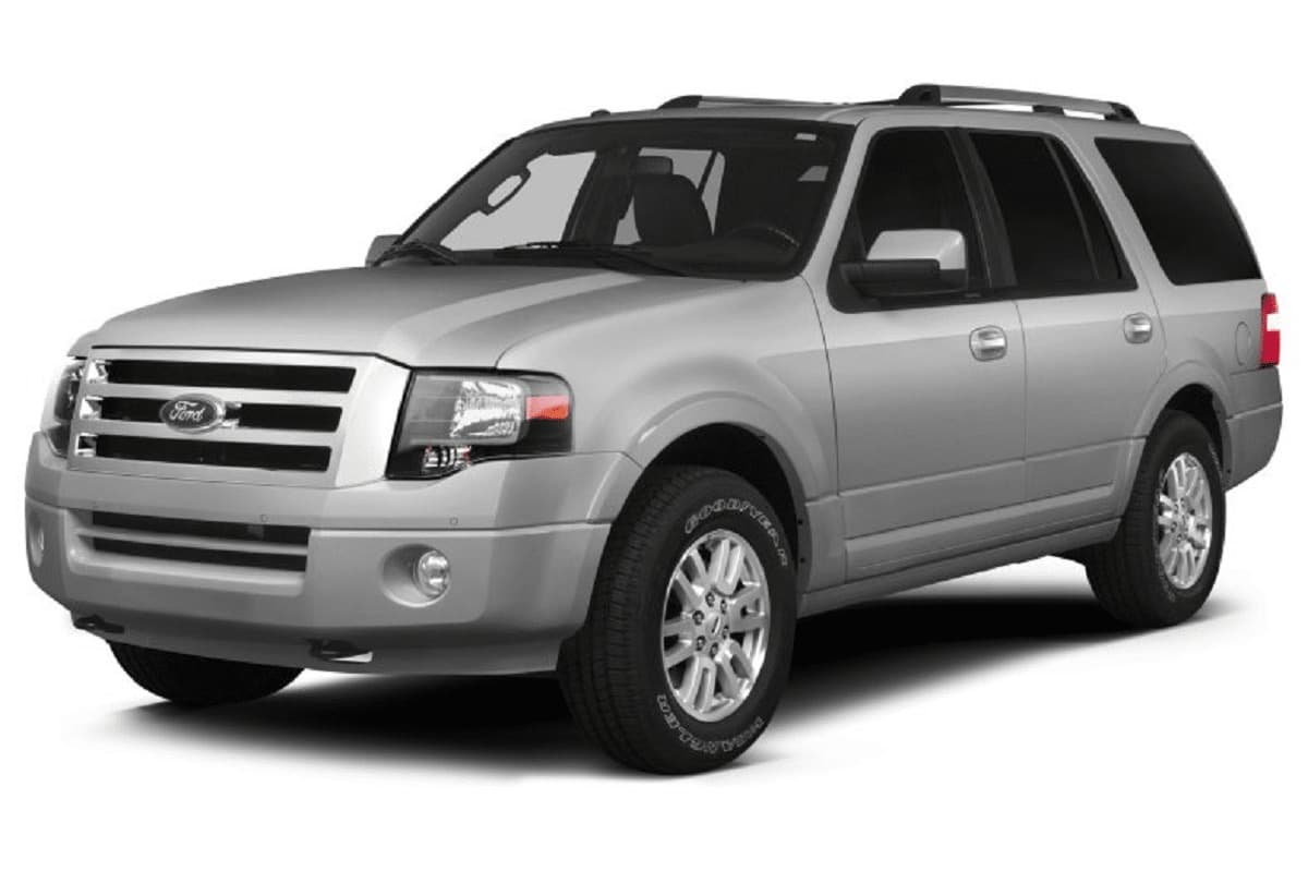 Manual de Usuario FORD EXPEDITION 2014 en PDF Gratis