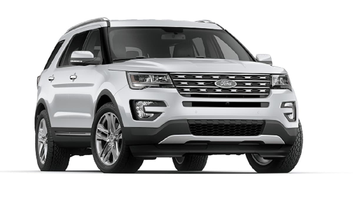 Manual de Usuario FORD EXPLORER 2016 en PDF Gratis