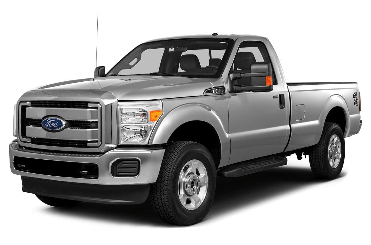 Manual de Usuario FORD F-250 2016 en PDF Gratis