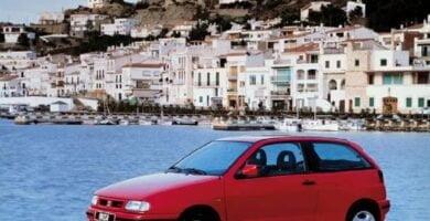 Catálogo de Partes IBIZA 1994 SEAT AutoPartes y Refacciones