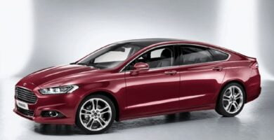 Manual de Usuario FORD MONDEO 2012 en PDF Gratis