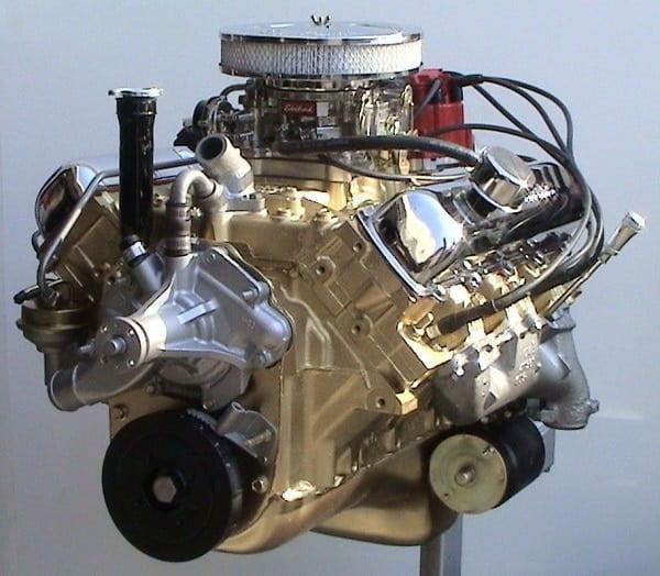 Motor Oldsmobile