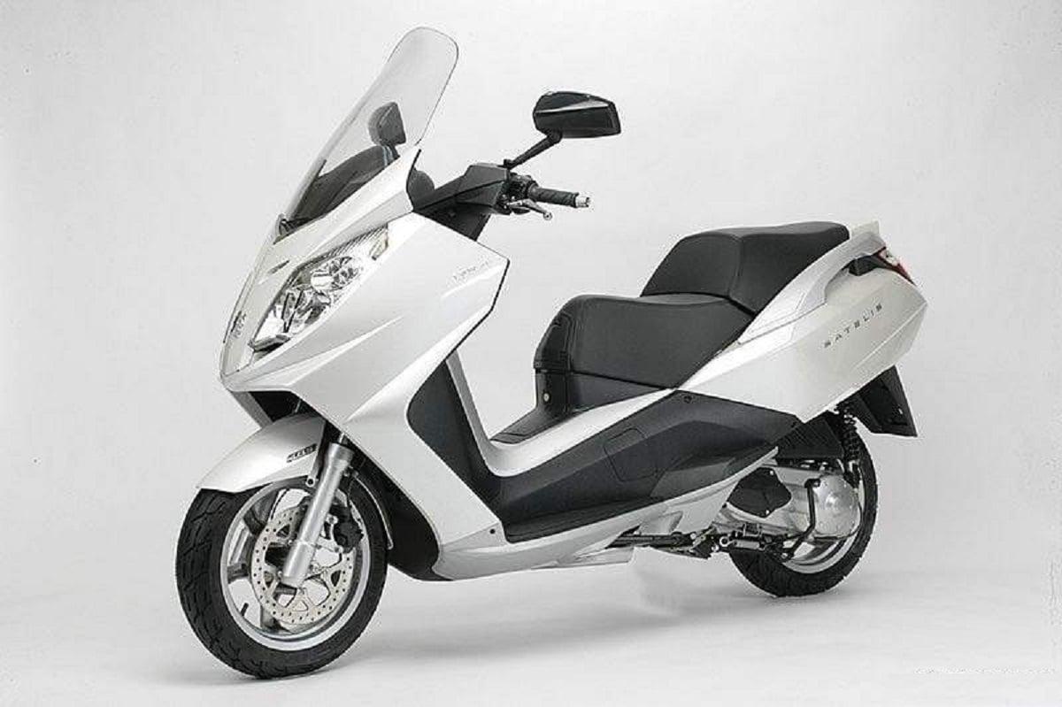 Manual Moto PEUGEOT SATELIS 2006 de Usuario PDF GRATIS