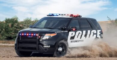 Manual de Usuario FORD POLICE 2014 en PDF Gratis