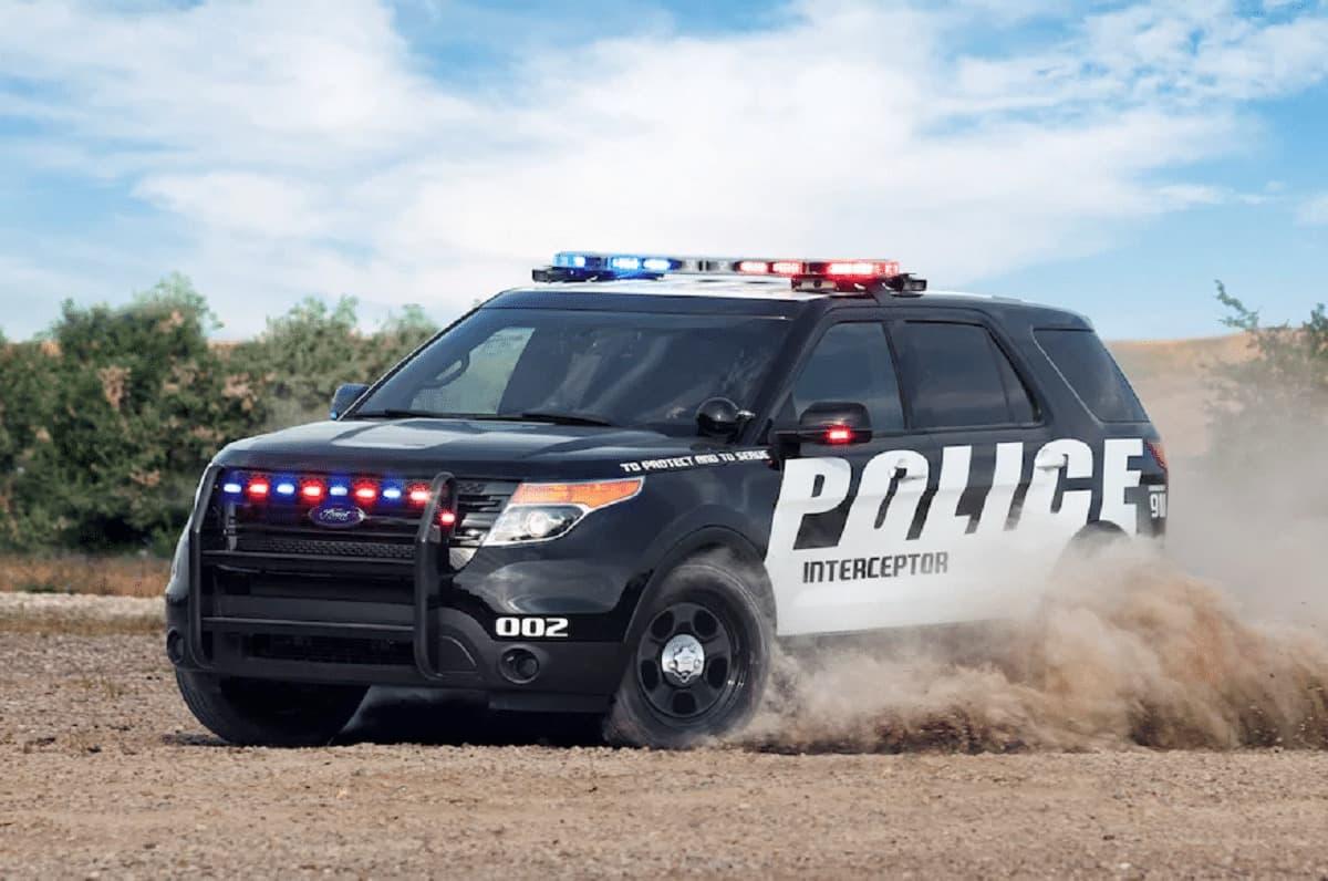 Manual de Usuario FORD POLICE 2014 en PDF Gratis