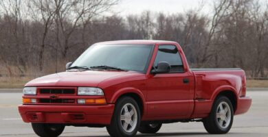 Manual de Usuario CHEVROLET S10 1998 Gratis PDF