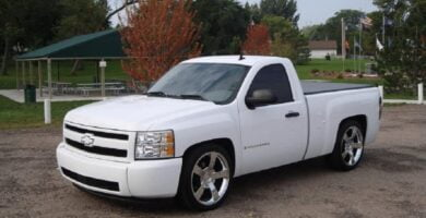 Manual de Usuario CHEVROLET SILVERADO 2008 Gratis PDF