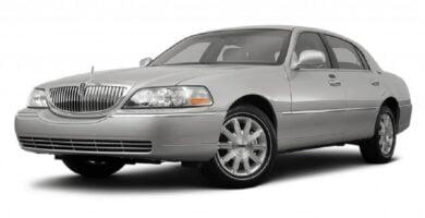 Manual de Reparación FORD TOWN CAR 2011 PDF Gratis