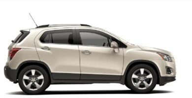Manual de Usuario CHEVROLET TRACKER 2015 Gratis PDF en Español