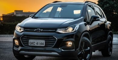 Manual de Usuario CHEVROLET TRACKER 2019 Gratis PDF en Español
