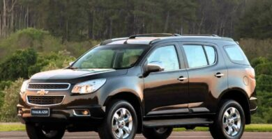 Manual de Usuario CHEVROLET TRAILBLAZER 2015 Gratis PDF en Español