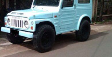 Catalogo de Partes SUZUKI LJ80 1976 AutoPartes y Refacciones