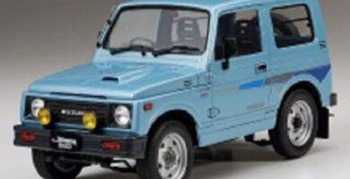 Catalogo de Partes SUZUKI JIMNY 1994 AutoPartes y Refacciones
