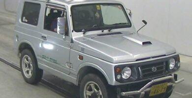 Catalogo de Partes SUZUKI SAMURAI 1996 AutoPartes y Refacciones