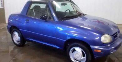 Catalogo de Partes SUZUKI X-90 1997 AutoPartes y Refacciones