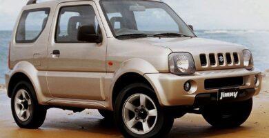 Catalogo de Partes SUZUKI JIMNY 1999 AutoPartes y Refacciones