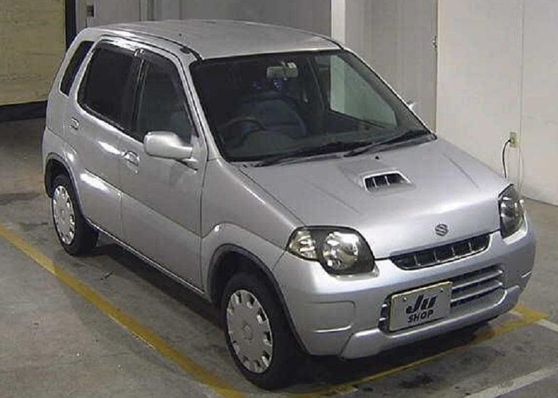Catalogo de Partes SUZUKI KEI 1999 AutoPartes y Refacciones