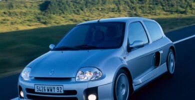 Manual RENAULT CLIO 2000 de Reparación y Servicio