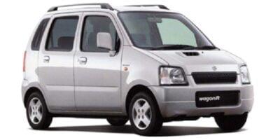 Catalogo de Partes SUZUKI WAGON R 2000 AutoPartes y Refacciones