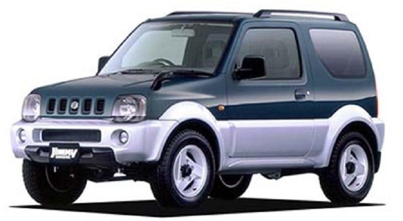 Catalogo de Partes SUZUKI JIMNY 2002 AutoPartes y Refacciones