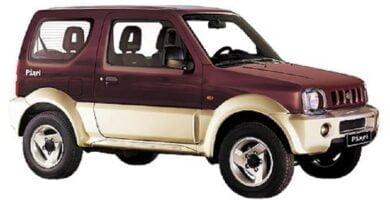 Catalogo de Partes SUZUKI JIMNY 2003 AutoPartes y Refacciones