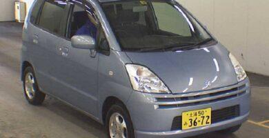 Catalogo de Partes SUZUKI MR WAGON 2003 AutoPartes y Refacciones