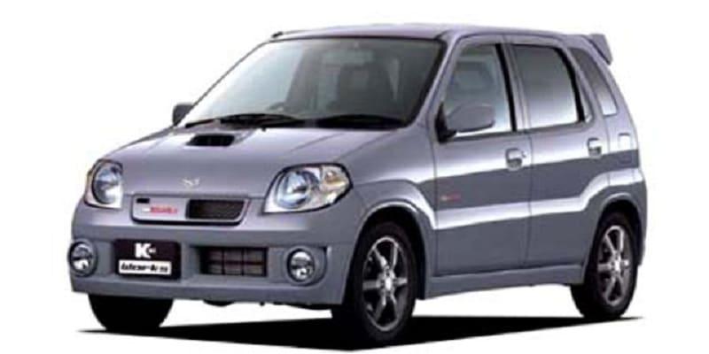 Catalogo de Partes SUZUKI KEI 2004 AutoPartes y Refacciones