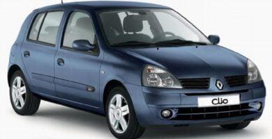 Catalogo de Partes RENAULT CLIO 2006 AutoPartes y Refacciones