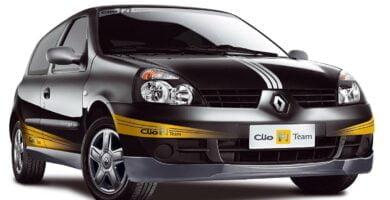 Catalogo de Partes RENAULT CLIO 2007 AutoPartes y Refacciones