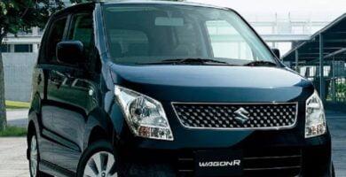 Catalogo de Partes SUZUKI WAGON R 2010 AutoPartes y Refacciones