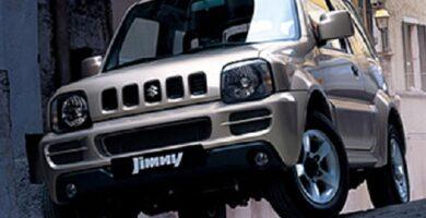 Catalogo de Partes SUZUKI JIMNY 2011 AutoPartes y Refacciones