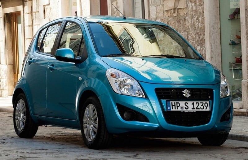 Catalogo de Partes SUZUKI SPLASH 2012 AutoPartes y Refacciones