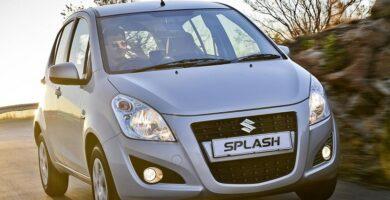 Catalogo de Partes SUZUKI SPLASH 2014 AutoPartes y Refacciones