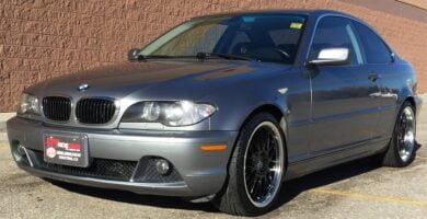 Catalogo de Partes BMW 325Ci 2004 AutoPartes y Refacciones